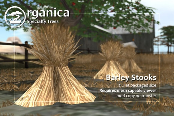 #11 - Organica Specialty Trees - The Summer Harvest Hunt