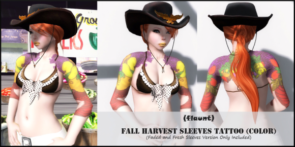 #15 - (flaunt) - The Summer Harvest Hunt