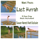 #16 - Nani Poses - The Summer Harvest Hunt