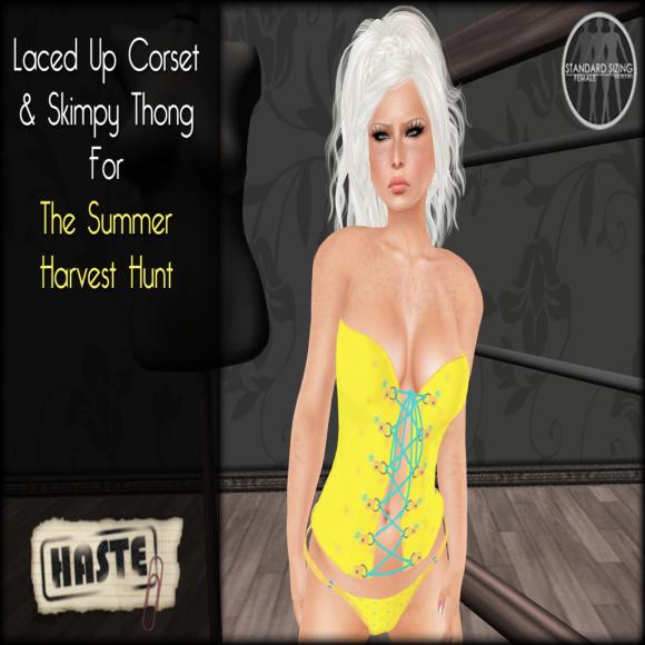 #2 - [HASTE] - The Summer Harvest Hunt