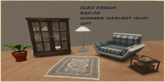 #23 - Cleo Designs - The Summer Harvest Hunt