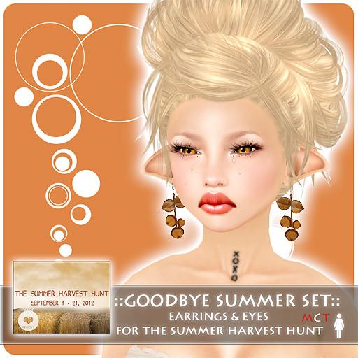 #29 - __NEEDFUL THINGS__ - The Summer Harvest Hunt