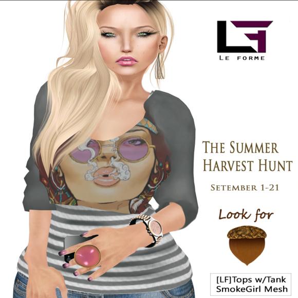 #50 - [LF] - The Summer Harvest Hunt