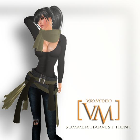 #52 - Vero Modero - The Summer Harvest Hunt