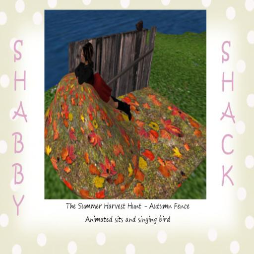 #55 - Shabby Shack - The Summer Harvest Hunt