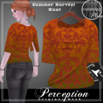 #66 - _Perception_ - The Summer Harvest Hunt