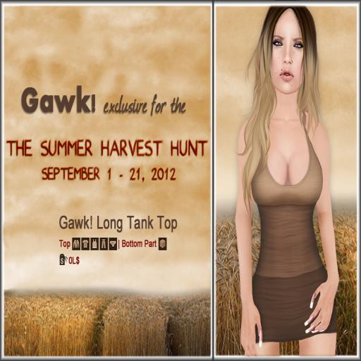 #69 - Gawk! - The Summer Harvest Hunt