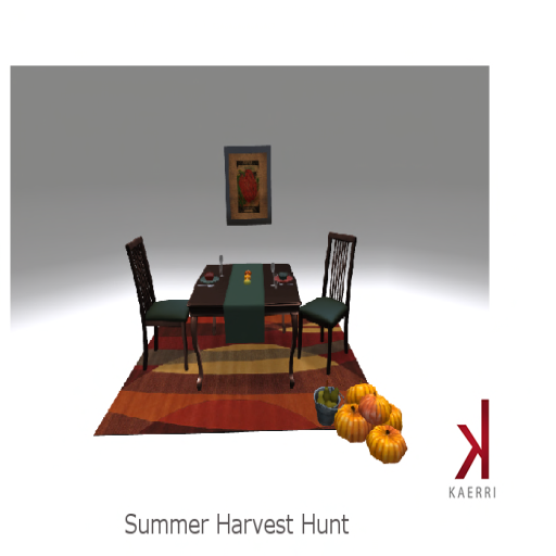 #80 - Kaerri - The Summer Harvest Hunt