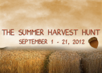 The Summer Harvest Hunt Logo 2