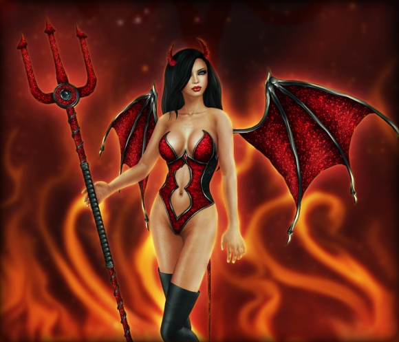 Deviance - Devilish Costume - (The Costume Ball)