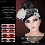 Izzie's - Fuyu Skin (The Costume Ball)