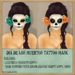 Shakeup! Dia De Los Muertos - (The Costume Ball Vendor)